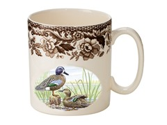 Spode Woodland Birds Coffee Mugs