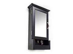 Wall Mount Key Cabinet (2 Colors)