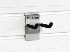 Flow Wall 4-Inch Flow Hook 6-Pack