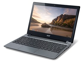 "Acer 11.6"" Dual-Core 16GB SSD Chromebook"