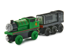 Percy and Diesel 2-Pack