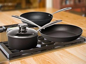 Cookware: Ballarini, Verona & Zwilling