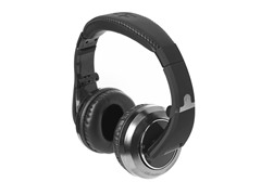 The Sessions Headphones - Chrome/Black