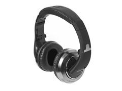 The Sessions Headphones - Chrome/Black