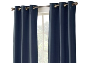 2-Pack BlackOut Curtains-Choose Style and Color