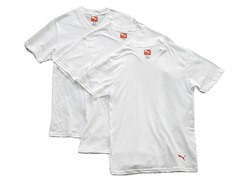 V-Neck Shirt 3-Pack (Small)