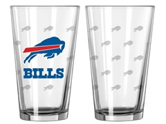 Bills Pint Glass 2-Pack