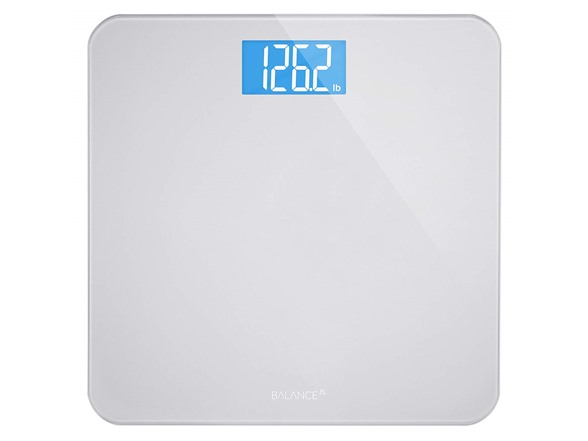 . Digital Body Weight Bathroom Scale