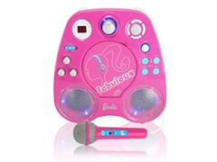 Barbie Fabulous Light Up Karaoke