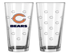 Bears Pint Glass 2-Pack