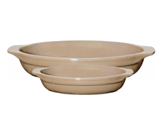 Emile Henry 2pc Oval Gratin Set - Sand