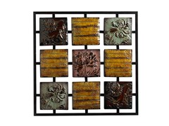 Majolica 9 Panel Wall Décor