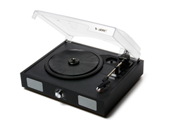 VIBE USB Turntable with Speakers