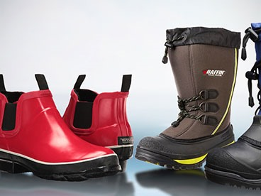 Baffin Boots for the Family