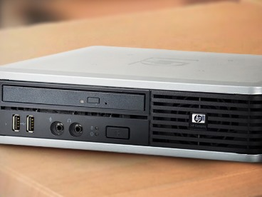 A Business of HP Desktops
