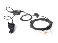 T24 Open Neck Tactical Throat Mic