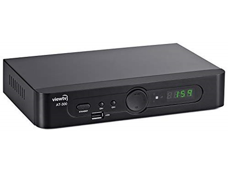 ViewTV AT-300 ATSC Digital TV Converter Box