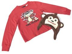 Monkey Hat & Tee