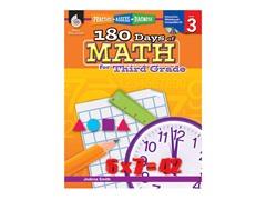 180 Days of Math for Third Grade