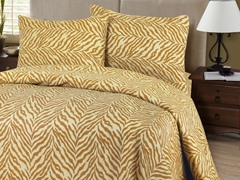 Lavish Home Sheet Set - Tiger - 3 Sizes