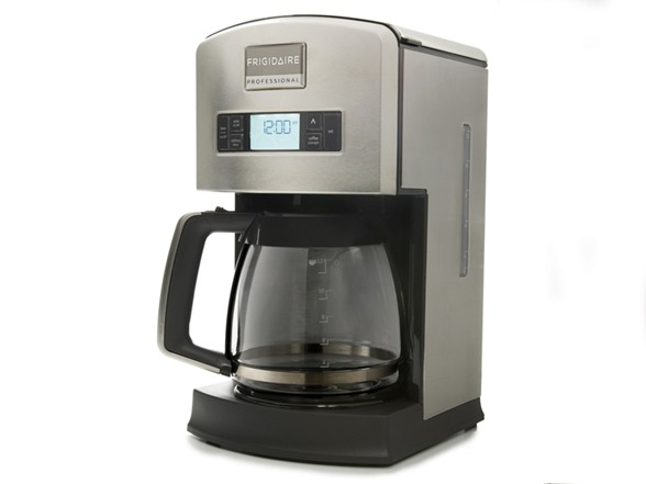 Frigidaire Coffee Maker Water Filter : Frigidaire Pro 12-Cup Coffee Maker