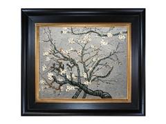 Van Gogh - Almond Blossom (Pearl Grey)