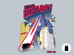 Robot Birthday Unisex Tank