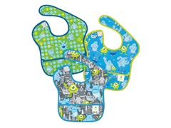 Monsters SuperBib 3-Pk
