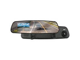 Armor All 720p Rear View Mirror Dash Cam