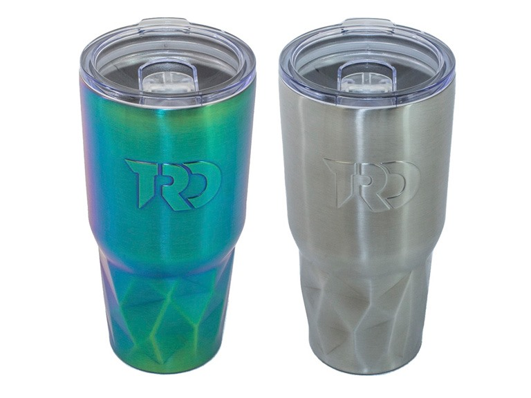 Twisted Root Design 30 oz Tumblers