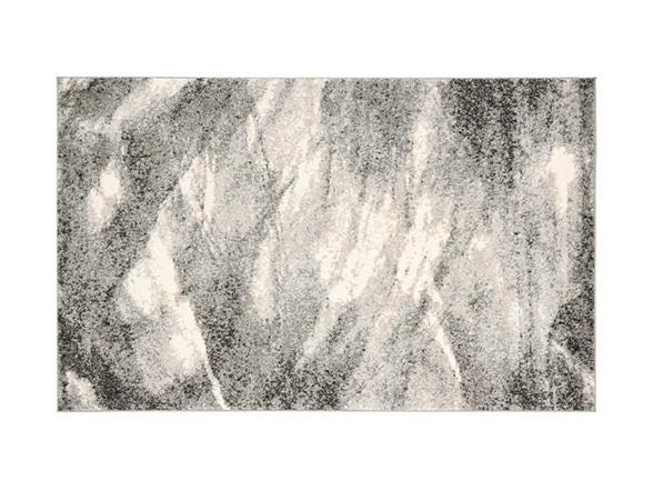 Safavieh Retro Rug Grey Ivory 3 Sizes