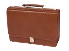 Lexington Genuine Leather Briefcase