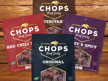 Chops Snacks Beef Jerky Sampler