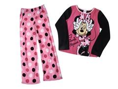 Minnie Mouse 2-Piece Fleece Set (4-10)