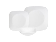 Corelle 18pc Sets - Square