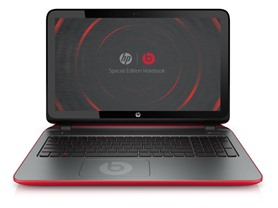 "HP 15.6"" Beats SE Touchscreen Notebook"