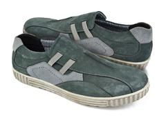 Men's Lucas Shoes, Blue
