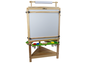 Little Partners Tri-Side Art Easel