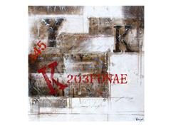 32 X 32 Stencils Wall Art