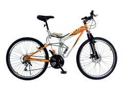 TITAN 136 Fusion Mountain Bike