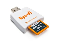 Eye-Fi Pro 8GB Wireless Memory Card