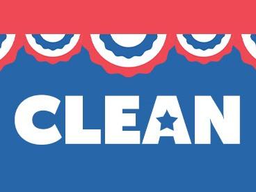 Clean Like a President