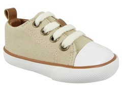Canvas Low-Top Sneaker (Toddler 3-10)
