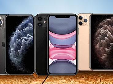 NEW Apple iPhone 11 Pro & Max (Unlocked)