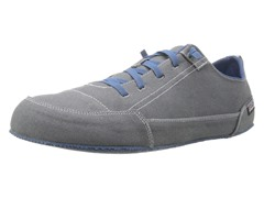 Advocate Lace Canvas - Nickel