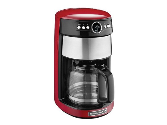Kitchenaid 14 Cup Glass Carafe Coffee Maker 3 Colors