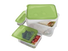 Oggi Large Rectangular Chill-To-Go Container