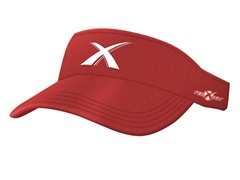 RealXGear Cooling Visor - Red