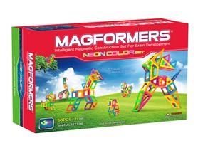 Magformers Neon 60-Piece Set
