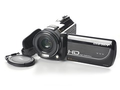 DXG 1080p Camcorder w/ 20x Optical Zoom